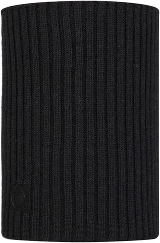 Модный шарф-труба Buff Neckwarmer Knitted Comfort Norval Graphite фото 1