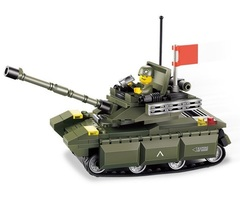Конструктор серия Элитные войска Танк Тип 99