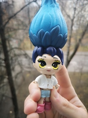 Копия куклы Блюме