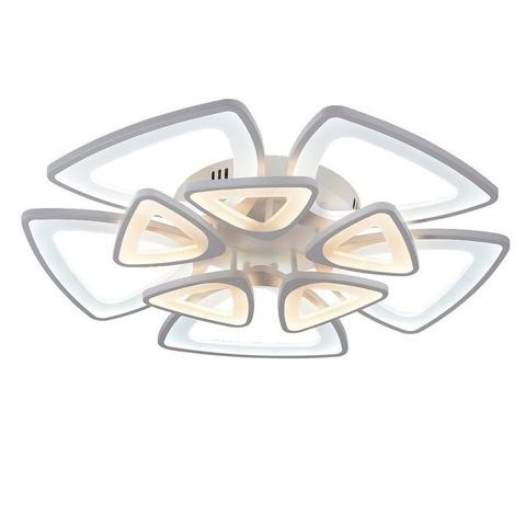 Потолочная светодиодная люстра MX-10006/5+5-220