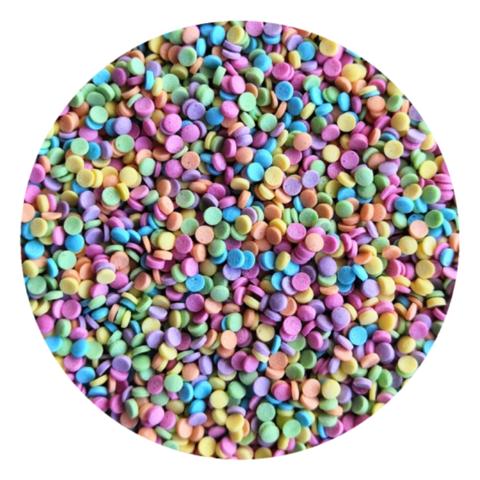 Посыпка конфетти мини, 25г.