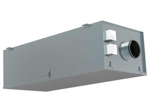 Установка приточная компактная моноблочная CAU 3000/1-6,0/2 VIM