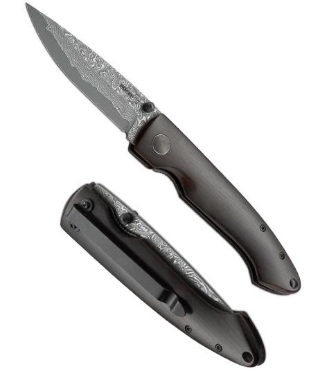 Нож Boker модель 01bo101dam Damascus Gent 1