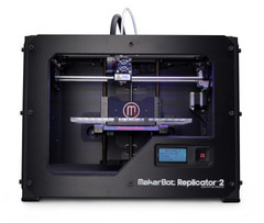 Фотография — 3D-принтер MakerBot Replicator 2