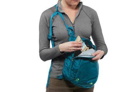 Картинка рюкзак туристический Thule Versant 60 Синий - 7