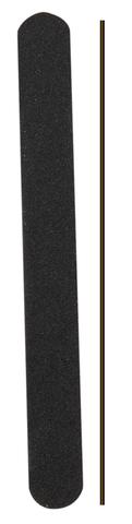 Пилка черная узкая деревянная (зерно 180)