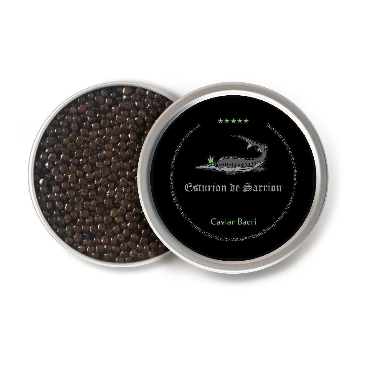 Caviar negro 30g