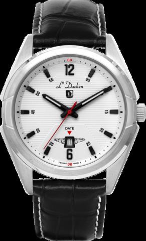 Купить Мужские швейцарские наручные часы L'Duchen D 191.11.13 по доступной цене