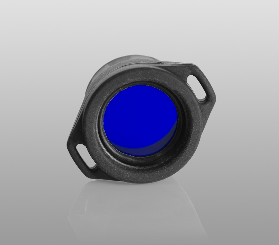 Синий фильтр Armytek для фонарей Prime/Partner - фото 1