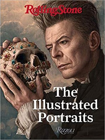 RIZZOLI: Rolling Stone: The Illustrated Portraits