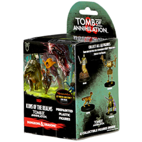 D&D Icons of the Realms - Tomb of Annihilation Booster