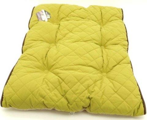 Yugi Лежанка подушка зеленая