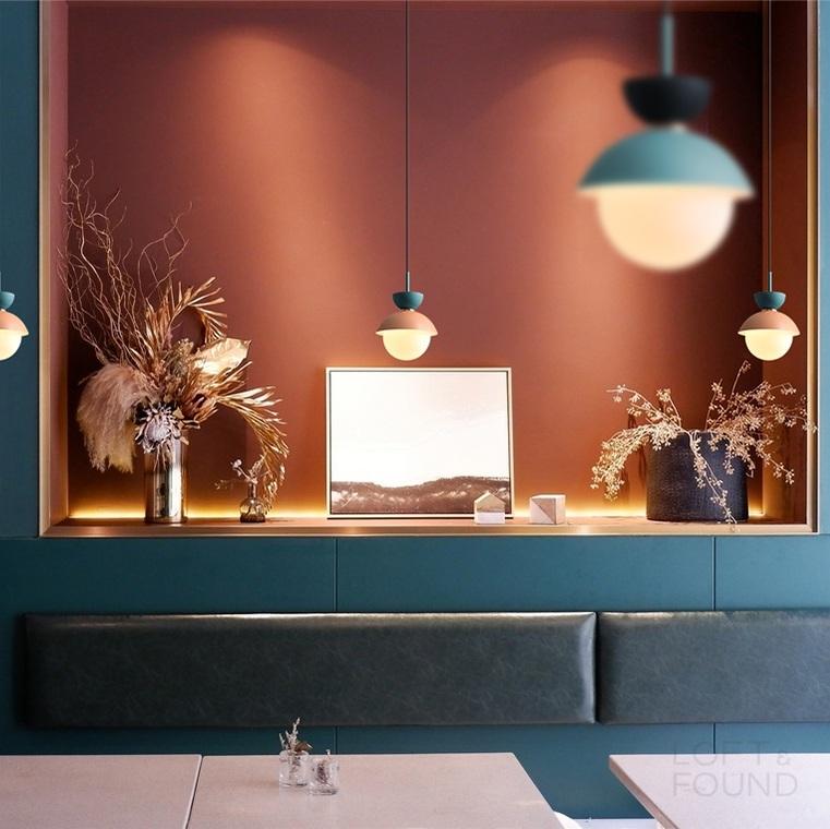 Подвесной светильник Lampatron style Pompon