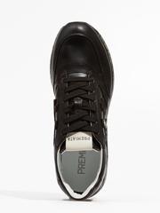 Кожаные кроссовки Premiata Zac-Zac 5020