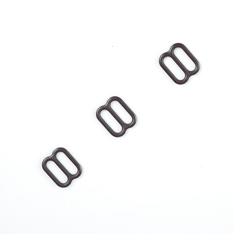 Регулятор для бретели шоколад 10 мм (цв. 111)