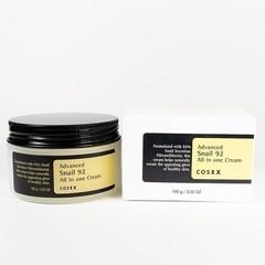 Cosrx Высокоактивный крем с муцином улитки COSRX Advanced Snail 92 All In One Cream 100мл