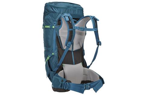 Картинка рюкзак туристический Thule Versant 60 Синий - 3
