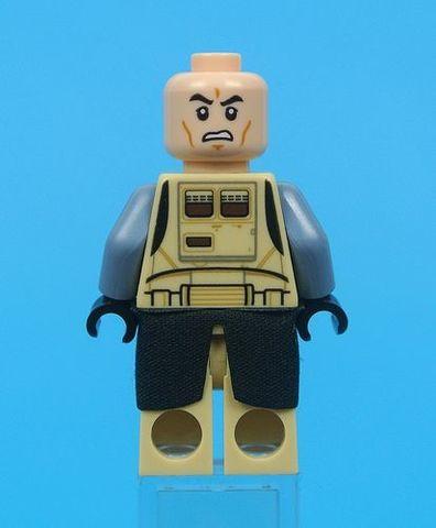 LEGO Star Wars: Штурмовик Скарифа 40176 — Roque One Scarif Stormtrooper — Лего Стар ворз Звёздные войны Изгой Один