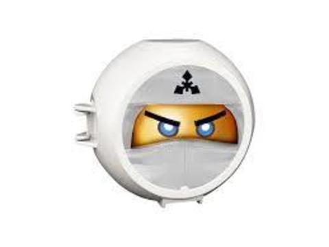 LEGO Ninjago: Тренировочная капсула Зейна 5005230 — Zane's Kendo Training Pod polybag — Лего Ниндзяго