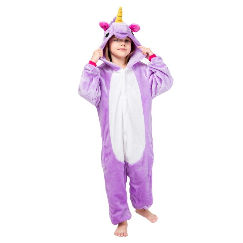 Плюшевые пижамы Фиолетовый Единорог детский HTB1ouFzMjTpK1RjSZKPq6y3UpXaD.jpg
