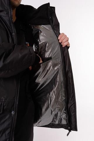 Костюм-Поплавок Фишер (Мембрана/Черный,красный) -45 OneRus