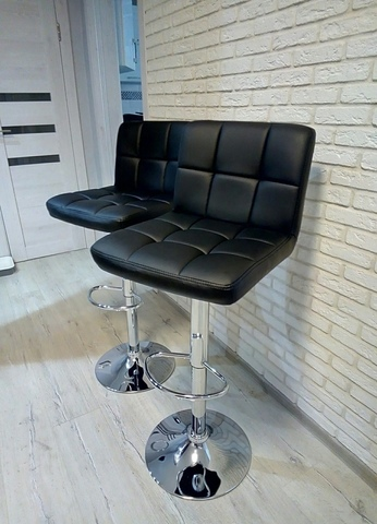 Барный стул Paskal/Паскаль (стул стилиста/визажиста)