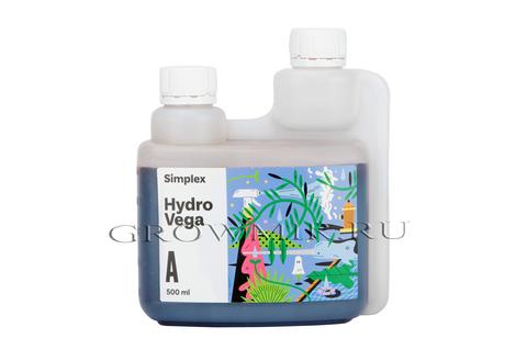 Удобрение Simplex Hydro Vega A+B 0,5 л