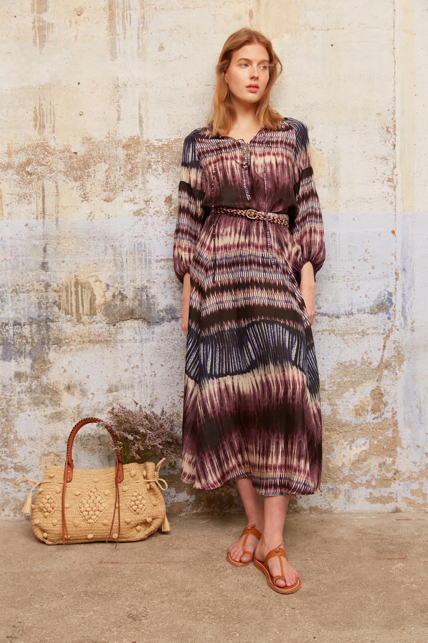 LAISA - Шелковая юбка