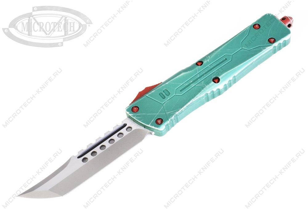 Нож Microtech Combat Troodon Bounty Hunter 219-10BH Hellhound