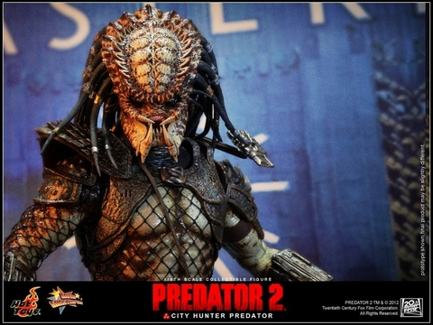 Predator 2 — City Hunter Predator