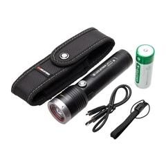 Фонарь светодиодный LED Lenser MT14, 1000 лм., аккумулятор