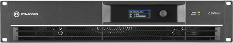 DYNACORD C1300FDI підсилювач потужності