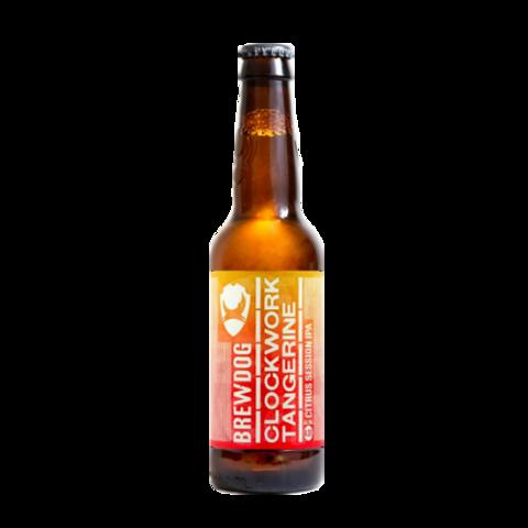 Brewdog Clockwork Tangerine / Брюдог Клокворк Танжерин (светлое фильтрованное непастеризованное)