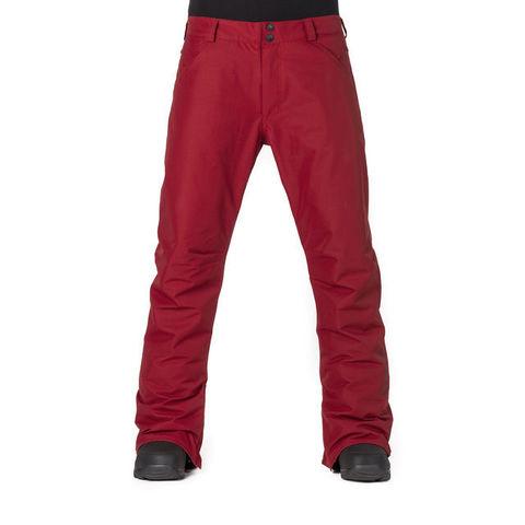 Брюки Horsefeathers PINBALL PANTS (red)