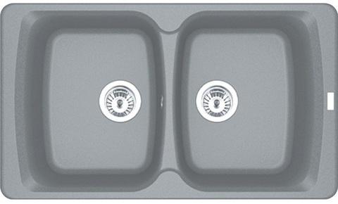 Кухонная мойка Franke AZG 620, серый камень