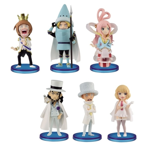 Фигурка ONE PIECE WORLD COLLECTABLE FIGURE LEVEL Y2 39848 (1 figure from assortment of 6)