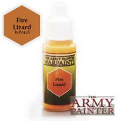 War Paints: Fire Lizard