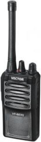 УКВ радиостанция Vector VT-44 HS