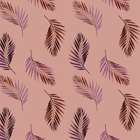 Тропики пальма