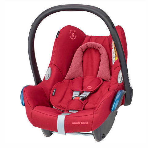 Автокресло Maxi-Cosi CabrioFix Essential Red