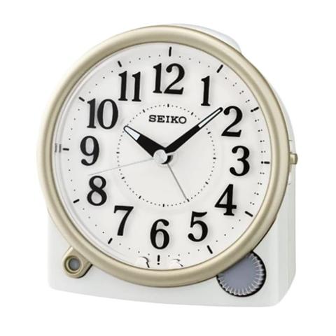 Настольные часы -будильник Seiko QHE176WN
