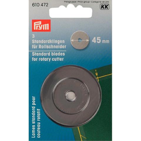 Сменные лезвия для раскроечных ножей PRYM 610472
