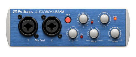 PRESONUS AudioBox USB 96 Аудиоинтерфейс