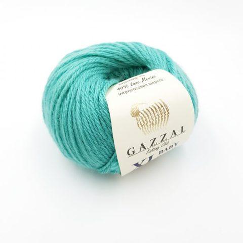 Пряжа Газзал Беби вул XL (Baby wool XL)