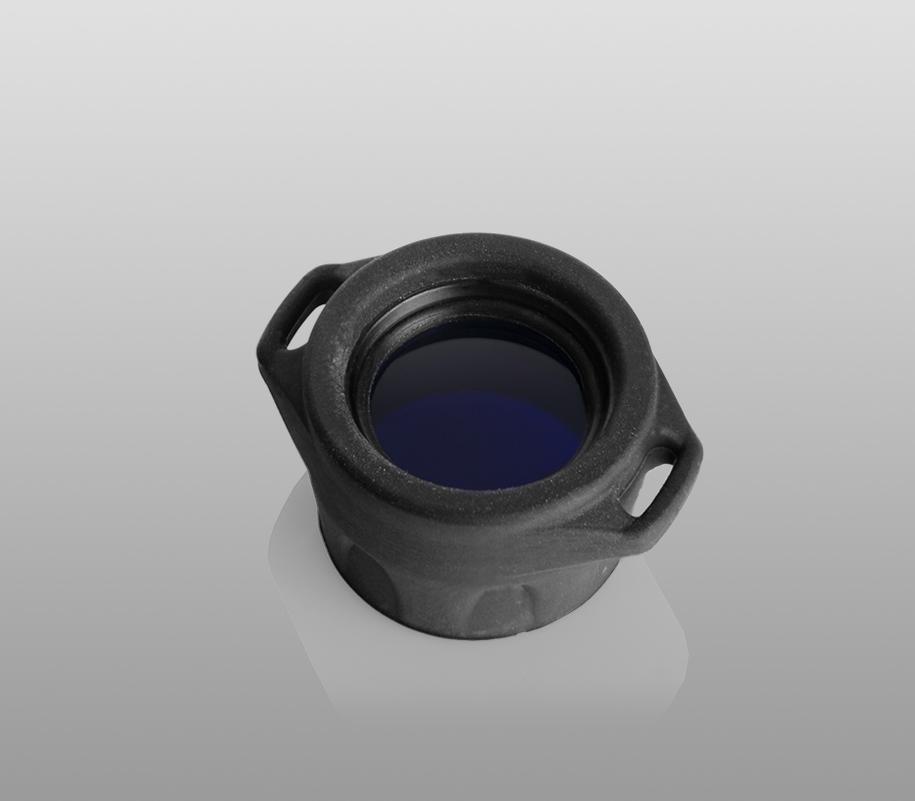 Синий фильтр Armytek для фонарей Prime/Partner - фото 2
