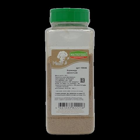 Кориандр молотый Maitrefoods, 350 гр