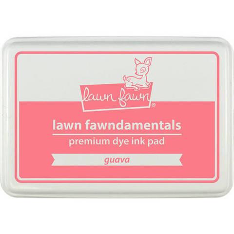 Штемпельная подушечка lawn fawn - guava