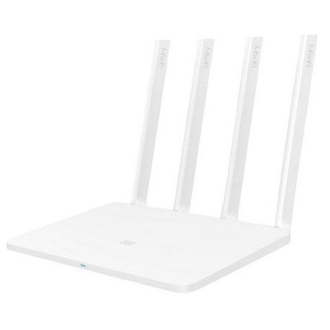 Xiaomi Mi WiFi Router 3 AC1200 (White-Белый)