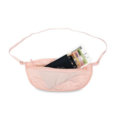 Картинка кошелек на пояс Pacsafe Coversafe S100 Светлый персик - 2