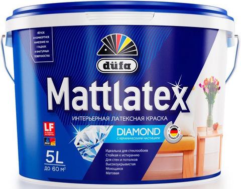 Dufa Mattlatex RD 100/Дюфа Матлатекс РД 100 Краска латексная для стен